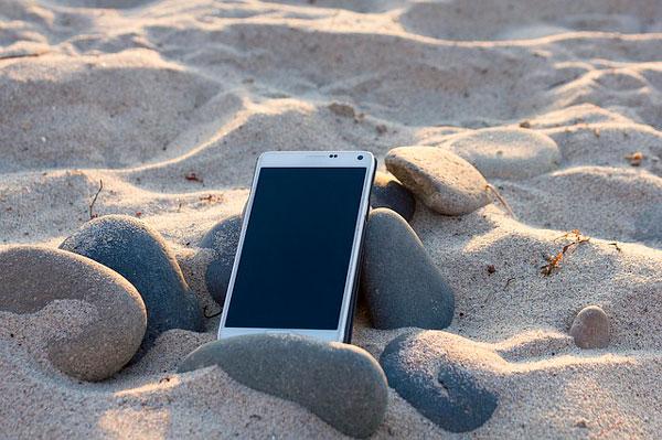 llamada playa