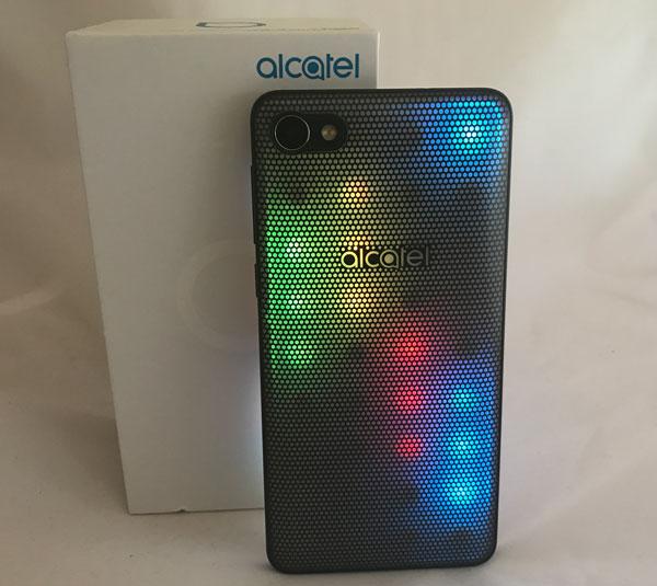 Alcatel A5 LED, lo hemos probado