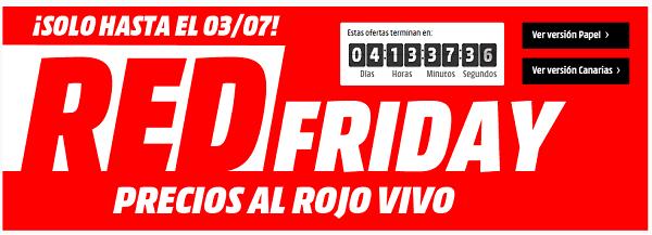 Ofertas interesantes de Lenovo en el Red Friday de Media Markt