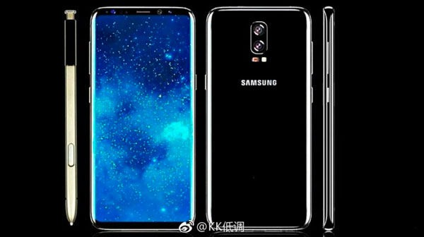 Samsung Galaxy™ Note ocho camara