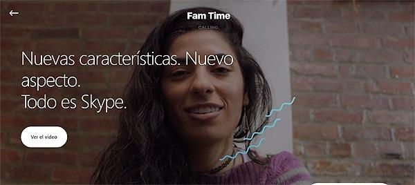 Skype además se apunta a copiar a Snapchat