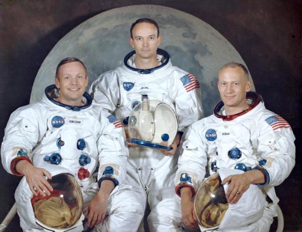 48 años Apolo 11