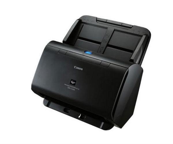 Canon imageFORMULA DR-C230, escáner veloz para la oficina