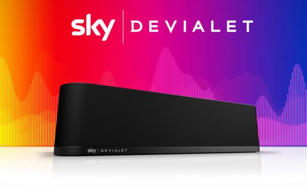 Devialet Sky Soundbox, un nuevo concepto en barra de sonido