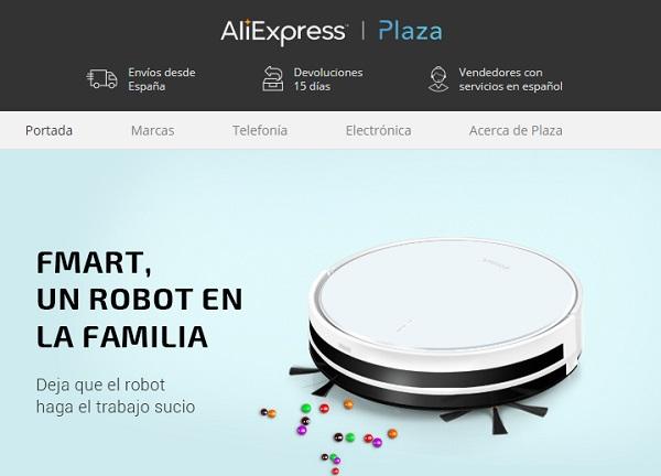 10 claves de Aliexpress Plaza, la tienda online china con envío desde España