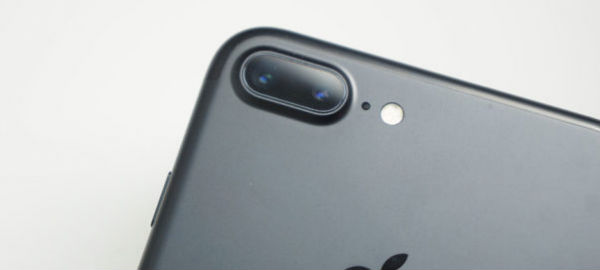 iPhone 8 camara