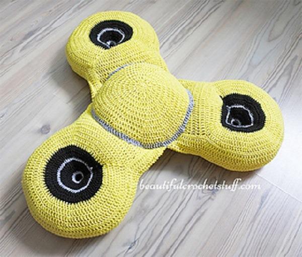 spinner crochet