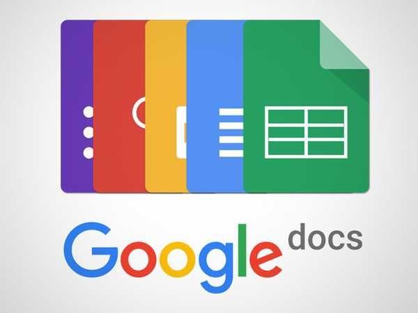 10 complementos o extensiones útiles para Google Docs