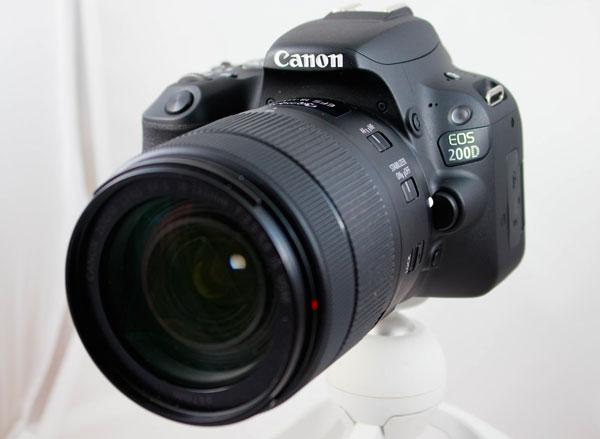 Canon EOS 200D, la hemos probado