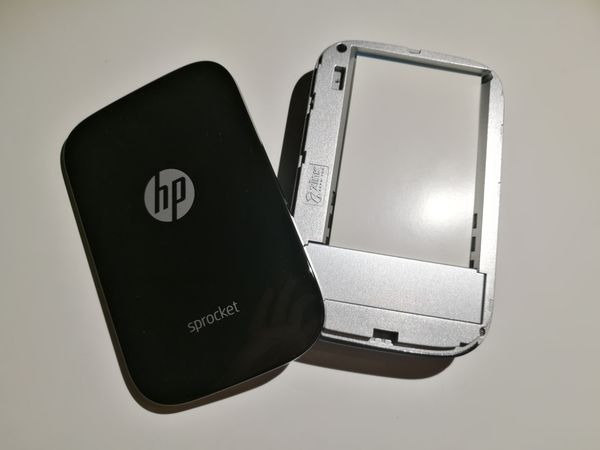 hp sprocket papel