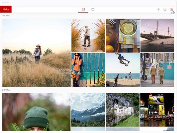 Guarda tus fotografías en la nube con Canon℗ y crea álbumes de fotografías con hdbook