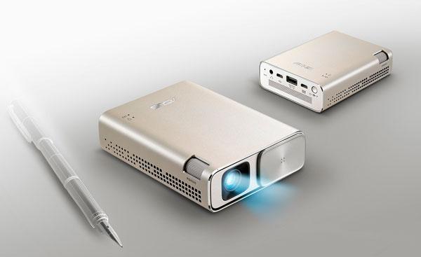 Asus ZenBeam Go E1Z, reflector de saquillo con mucho brillo y entrada USB