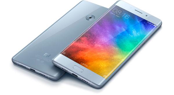 Xiaomi Mi Note tres lanzamiento