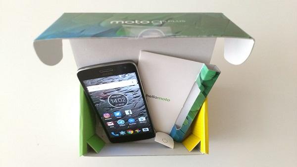 Moto G5 Plus android 8
