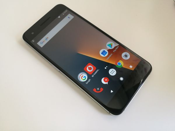 vodafone smart v8 pantalla