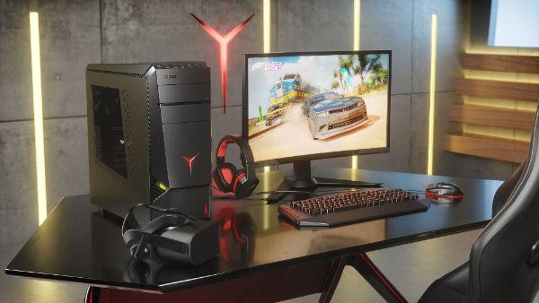 Lenovo Legion Y920 Tower, potente computador gaming de sobremesa