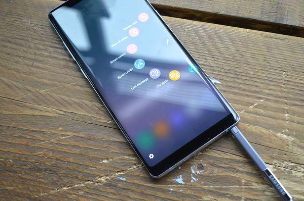 Samsung Galaxy℗ Note 8 batería