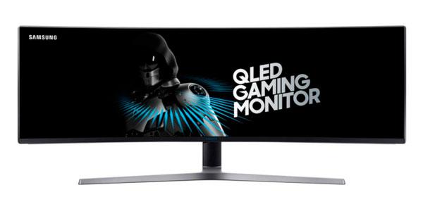Samsung presenta el monitor gaming más enorme del mundo