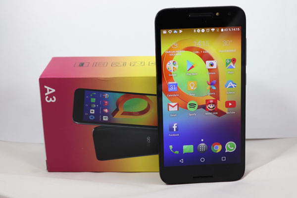 hemos demostrado Alcatel A3 final