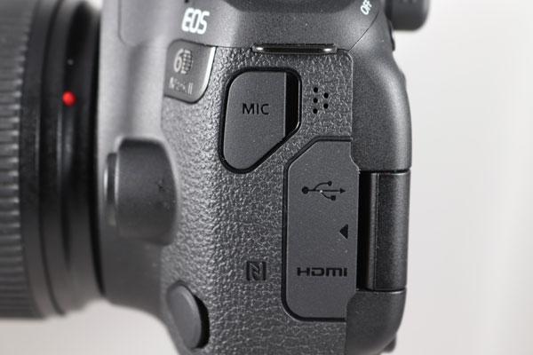 hemos probado Canon℗ EOS 6D Mark II conectividad
