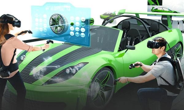 lanzamiento HP Z VR centros de RV