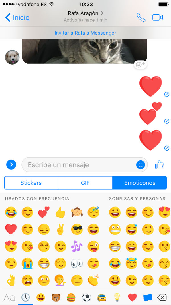 Emoticonos Messenger