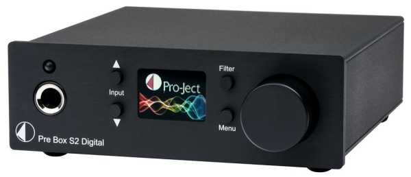 Pro-Ject Pre BOX S2, gran sonido en una caja apelmaza y económica