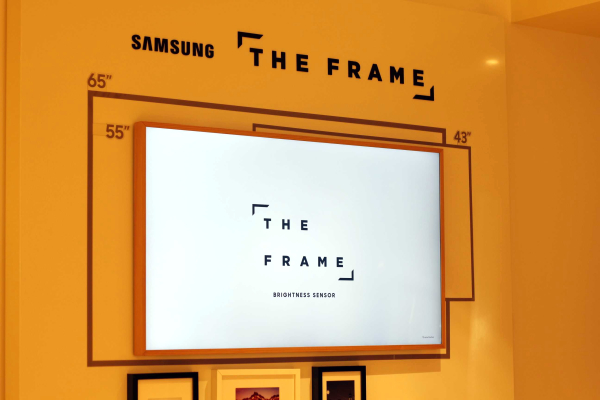 Samsung The Frame 55