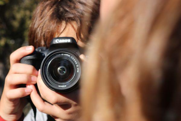 aula canon gredos foto
