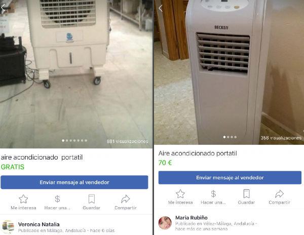Facebook chollos