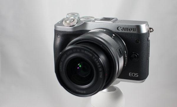 Canon EOS M6, la hemos probado