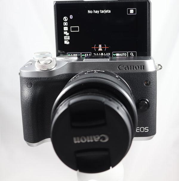 hemos demostrado Canon EOS M6 conclusiones