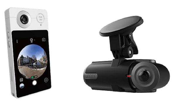 Acer Holo360 y Vision360, cámaras 360 para ocio y para el coche