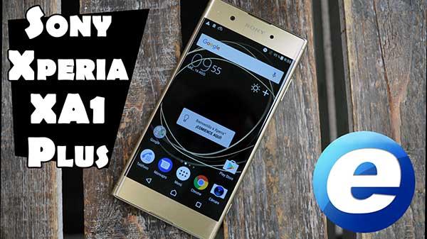Así es el Sony Xperia XA1 Plus, te lo mostramos en vídeo