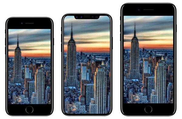 todo lo que sabemos del iPhone ocho cámaras