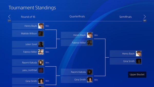 ps4 team tournaments