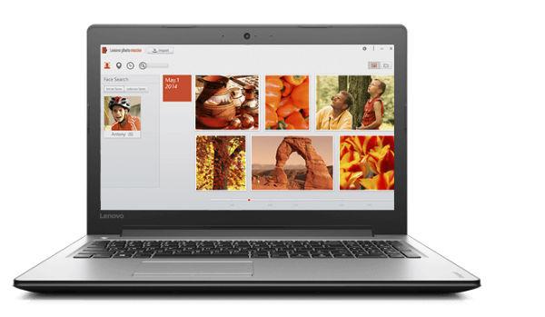 Lenovo Ideapad 310 diseño