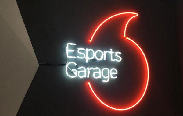 Vodafone Esports Garage, un espacio destinado para eSports
