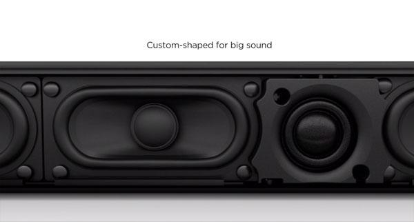a fondo Bose SoundTouch trescientos altavoces