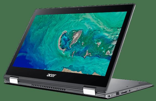 Acer Spin 5, convertible plegable con sonido de alta calidad