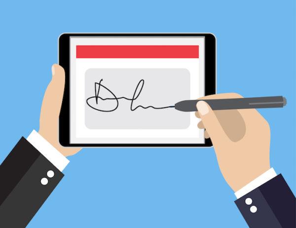 Cómo incluir tu signatura en un archivo PDF