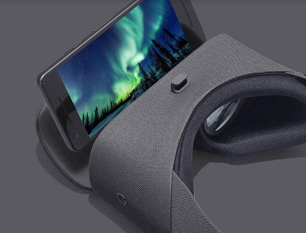 Google Daydream View, reserva ya las lentes de realidad virtual