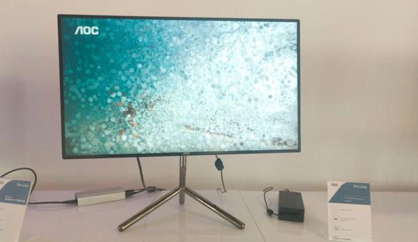 nuevos monitores de Philips℗ y AOC℗ diseño(layout) AOC