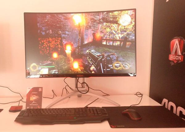 nuevos monitores de Philips℗ y AOC℗ monitor gaming