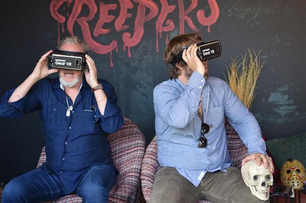 Se estrena la 1.ª serie de terror en realidad virtual
