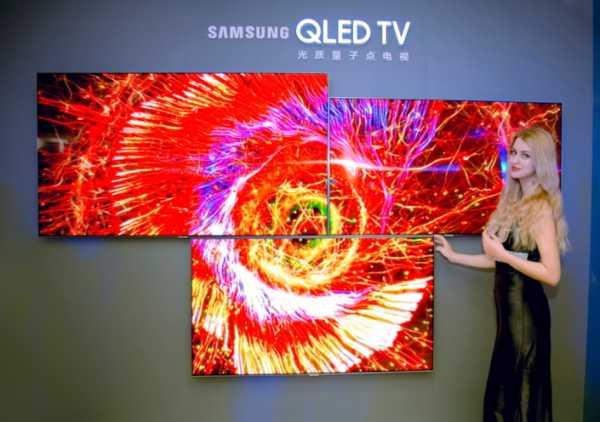 Samsung QLED calibracion CalMAN