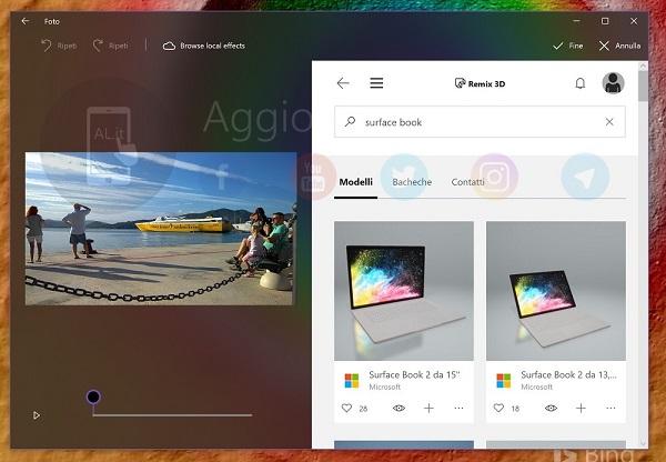 Captura: Aggiornamenti Lumia