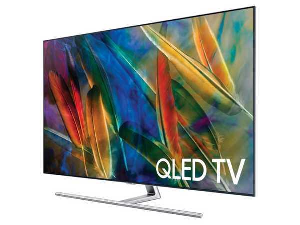 Televisores Samsung QLED, los primeros que se pueden calibrar solos