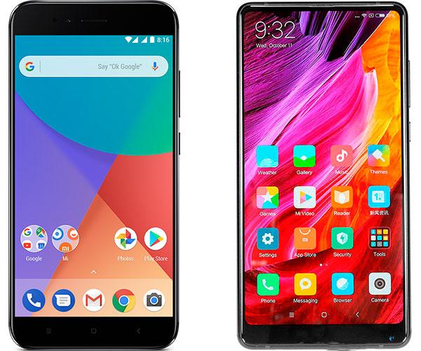 Xiaomi Mi MIX 02 y Mi A1, coste en España y claves