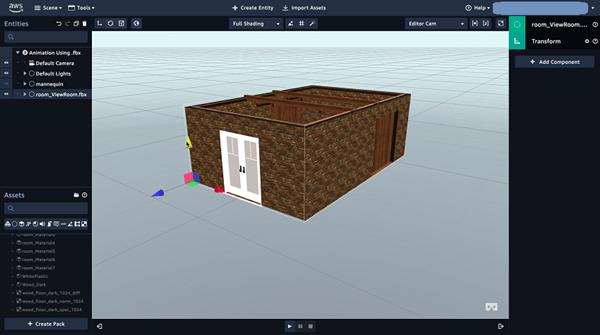 Amazon lanza Sumerian un creador de experiencias en realidad virtual